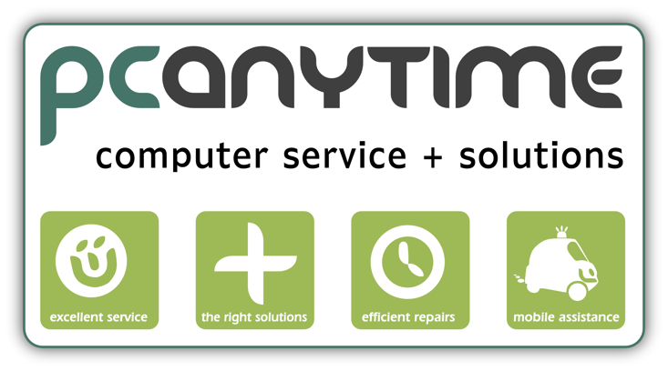 PC Anytime Logo